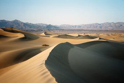صحراء قاتلة